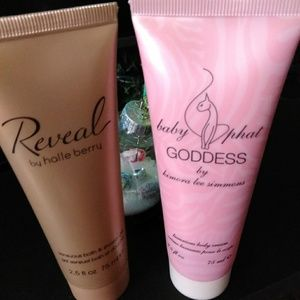 👍🏽Bundle👍🏽 HalleBerry Reveal Baby Phat Goddess